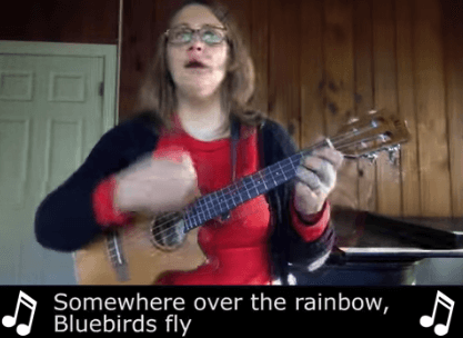 How to play Somewhere Over the Rainbow - Ukulele.io