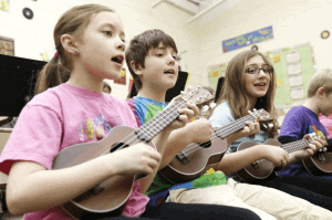 Why Ukulele is such a great instrument for schools