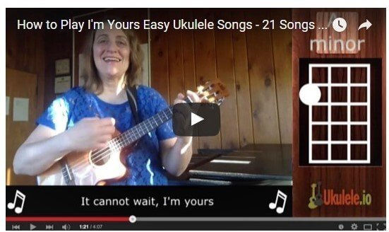 How To Play Im Yours Ukulele