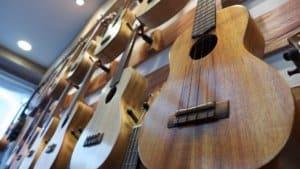 ukulele size