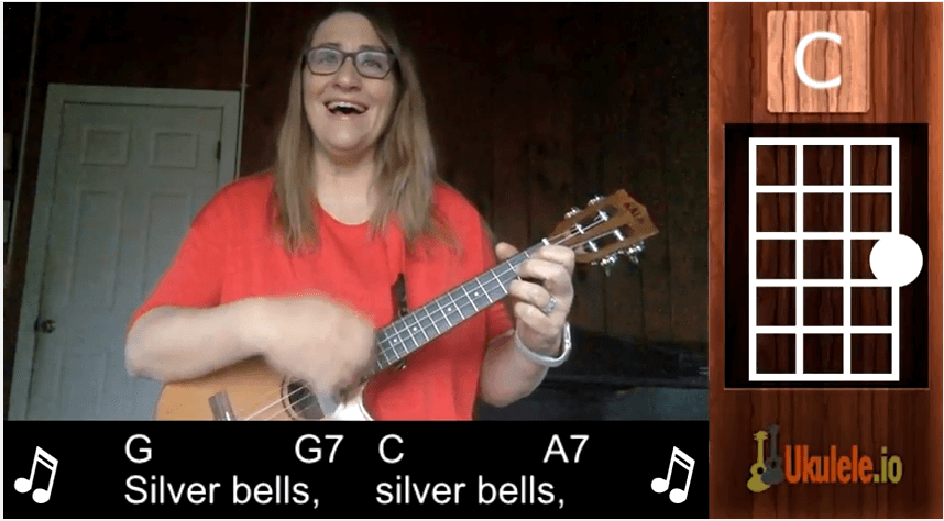 How to Play Silver Bells – An Easy Ukulele Song for Christmas