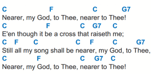 How To Play Nearer My God To Thee Easy Ukulele Song