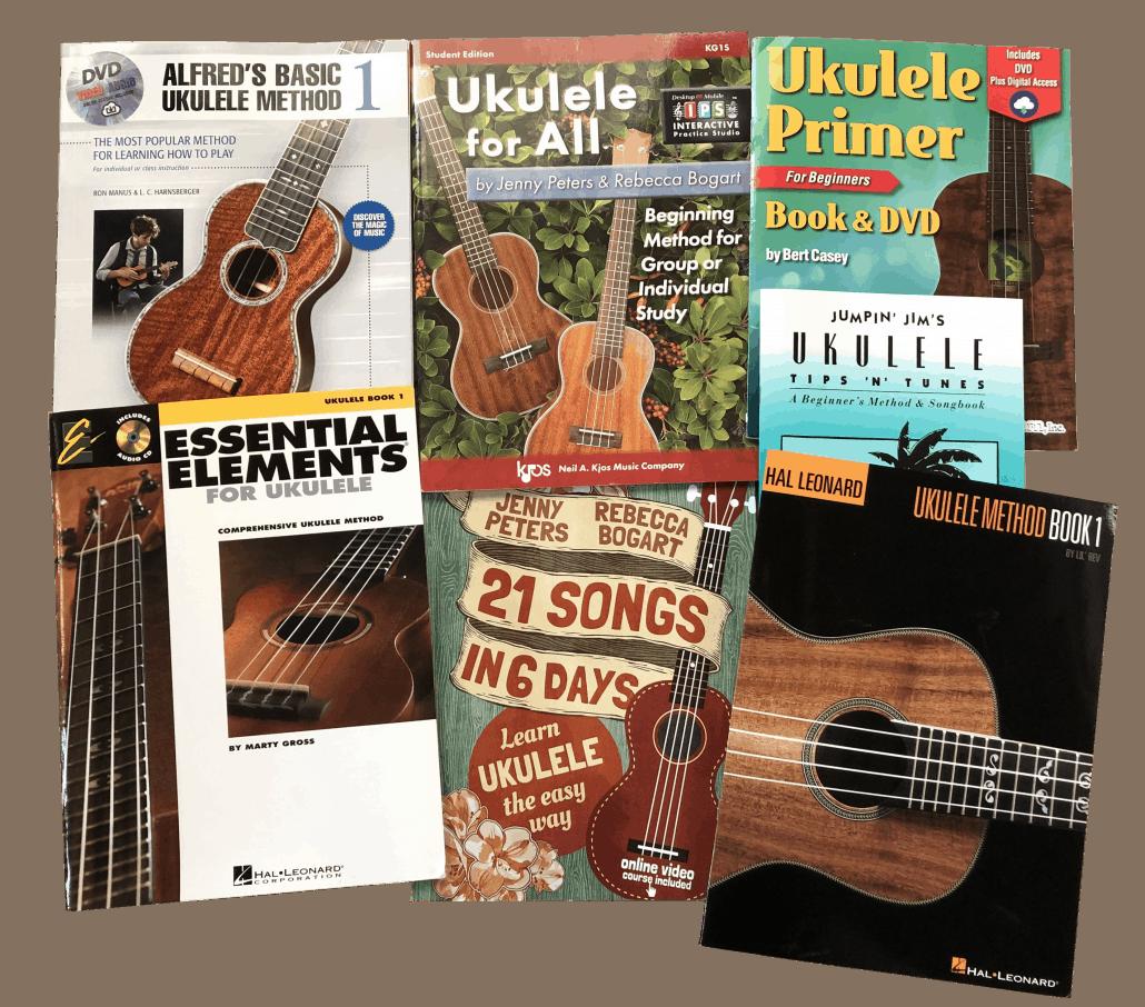 7 Beginning Ukulele Book Reviews