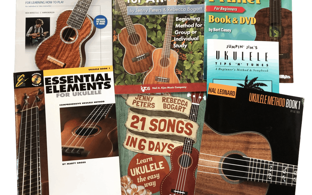 Beginning Ukulele Book Reviews