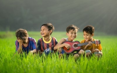 Top 10 Ukulele Songs for Kids -Thrive