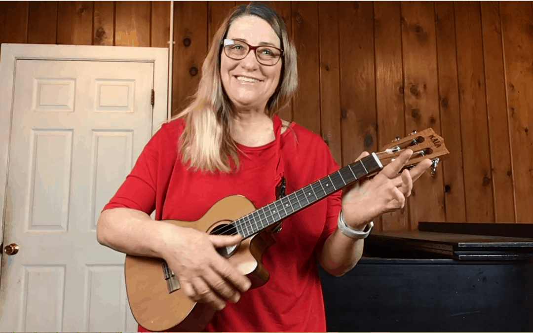How to Play Jingle Bells Ukulele Chord Melody
