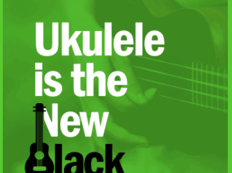 "Jenny is a Guest on ""Ukulele is the New Black"" Podcast"