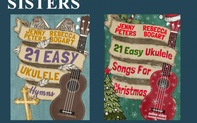 Ukulele Hymns and Carols Are Similar Yet Different
